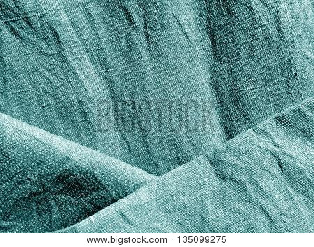Abstract Folded Color Textile Texture.