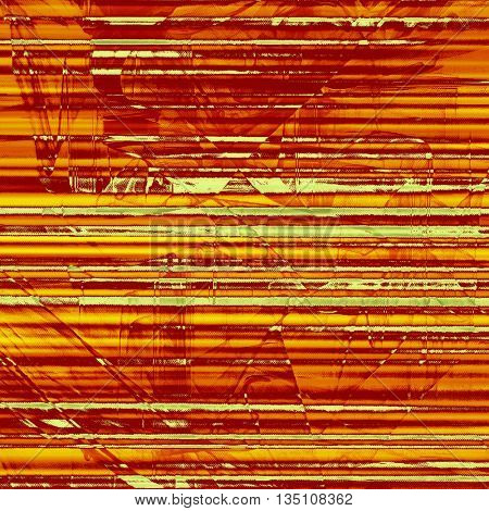 Abstract grunge weathered background of vintage texture. With different color patterns: yellow (beige); brown; green; red (orange)