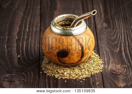 Traditional Mate Tea