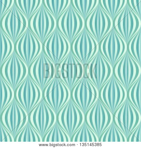 green pattern seamless or neutral background - vector illustration