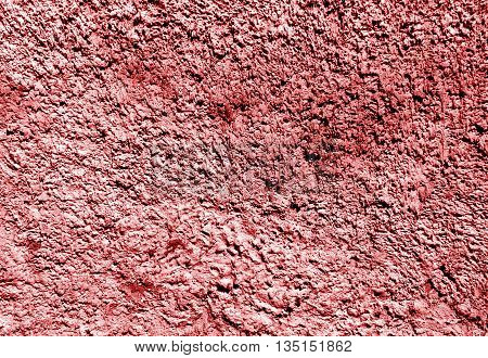 Grungy Color Plaster Wall Texture.