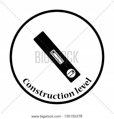 Icon Of Construction Level