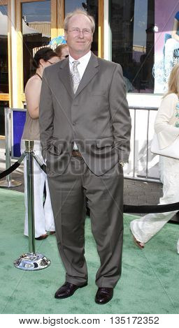 William Hurt at the Los Angeles premiere of 'The Incredible Hulk' held at the Universal CityWalk in Hollywood, USA on June 8, 2008.