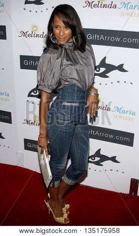 Dania Ramirez at the Whaleman Foundation benefit held at the Beso, Hollywood, USA on August 10, 2008.