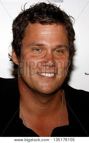 Bob Guiney at the Whaleman Foundation benefit held at the Beso, Hollywood, USA on August 10, 2008.