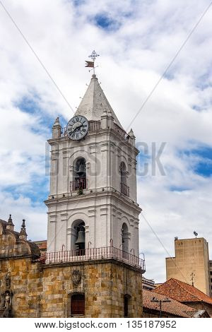San Francisco Church In Bogota