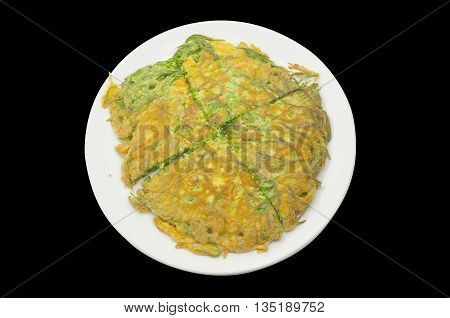 Acacia pennata fried egg with climbing wattle
