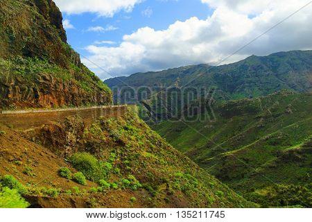 Anaga Mountains, Tenerife, Spain, Europe
