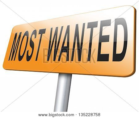 most wanted button want help best choice