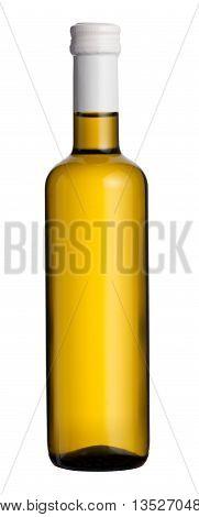Single Sealed Unopened Bottle Of White Wine