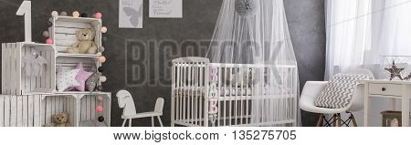 Creative Baby Room Design