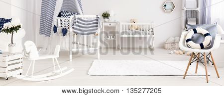 Seaside Theme For Your Baby's Room