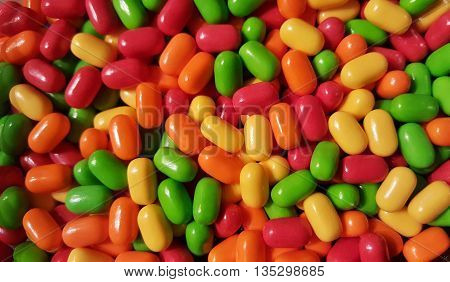 tic tac different colors. an image only tic tac