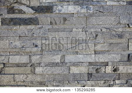Stone Veneer Mineralized Granite Slate Ledge