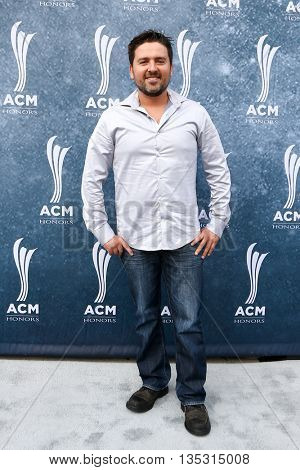 NASHVILLE, TN-SEP 1: Ilya Toshinsky attends the 9th Annual ACM Honors at the Ryman Auditorium on September 1, 2015 in Nashville, Tennessee.
