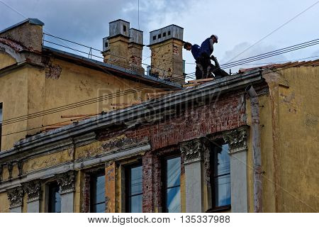 Maintenance Of The Roofing
