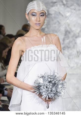 Theia - Bridal Spring/summer 2017 Runway Show