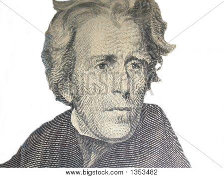 Andrew Jackson - $20
