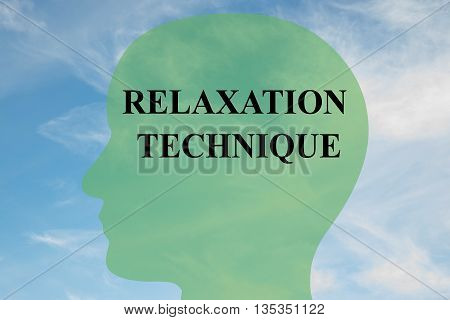 Relaxation Technique Mental Concept