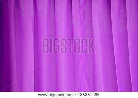 purple curtain or drapery texture for background