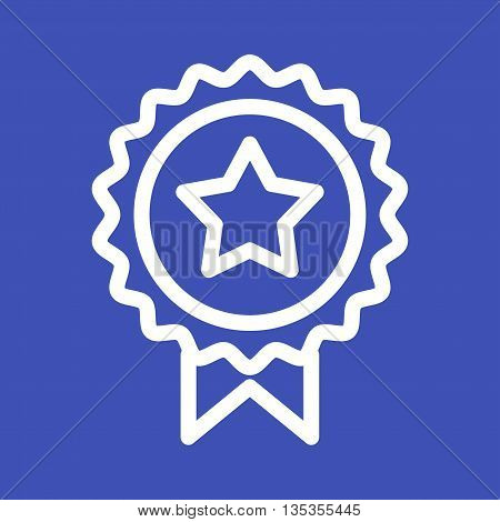 Award, trophy, competition icon vector image. Can also be used for elections. Suitable for web apps, mobile apps and print media.