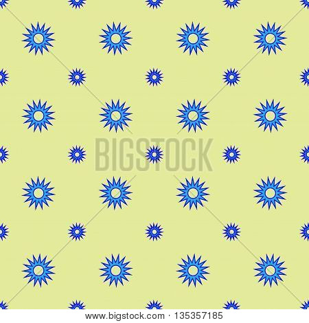 Stars geometric seamless pattern. Fashion graphic background design. Modern stylish abstract texture. Colorful template for prints textiles wrapping wallpaper website etc Stock VECTOR illustration