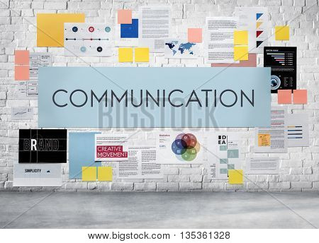 Communication Communicate Discussion Conversation Concept