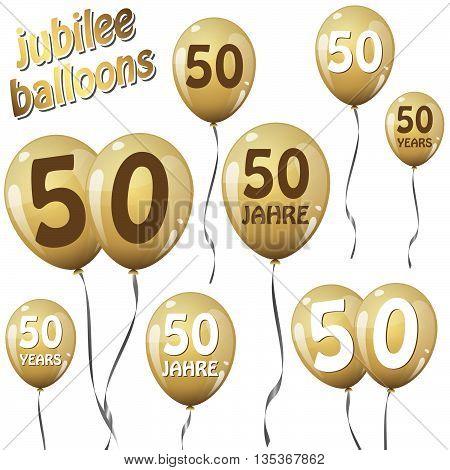 Jubilee Balloons