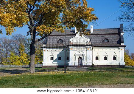 Hetman House In Citadel Fortress, Baturin, Ukraine