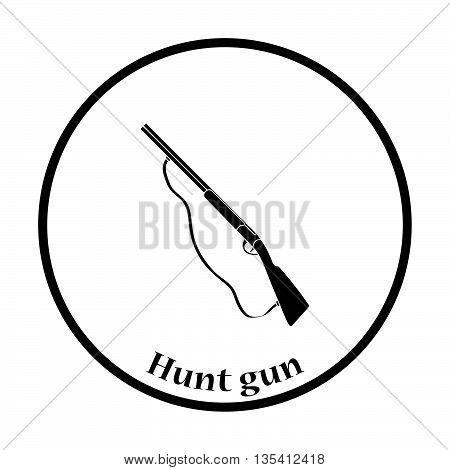 Hunt Gun Icon