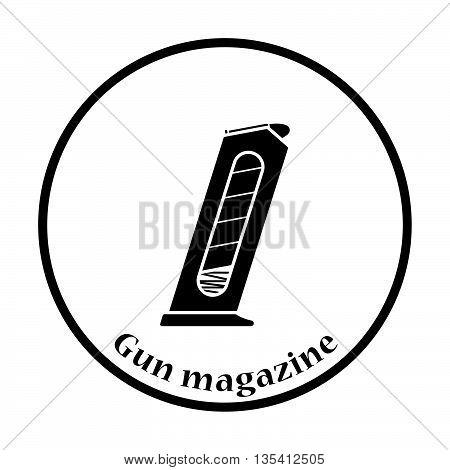 Gun Magazine Icon