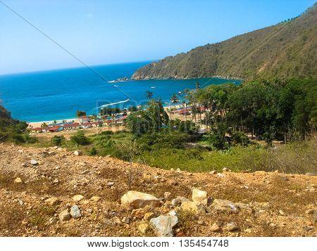 Bahia de Puerto Maya - Litoral - Venezuela