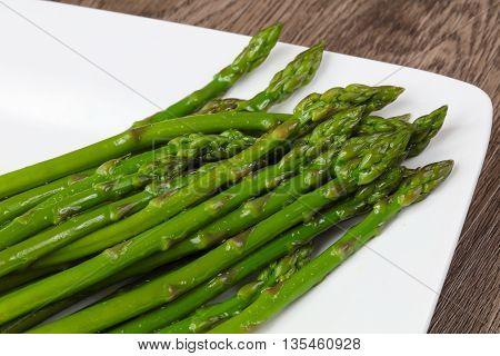 Boiled Asparagus