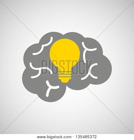 big idea design, vector illustration eps10 graphic