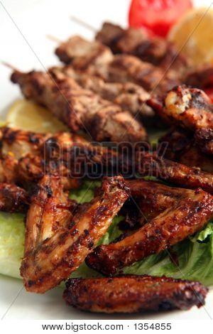 Chicken Wing Bbq
