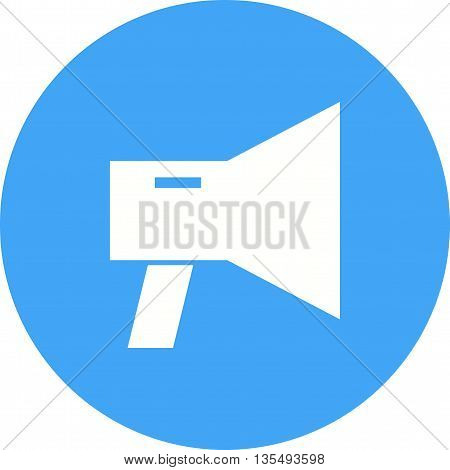 Marketing, digital, media icon vector image. Can also be used for digital web. Suitable for use on web apps, mobile apps and print media.