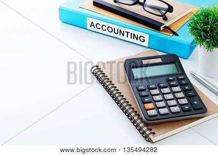 Accounting Work Background