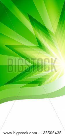 Presentation Design Vertical Banner Flyer Layout Background2
