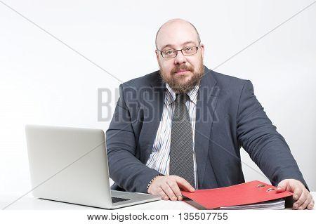 Workplace Businessman..