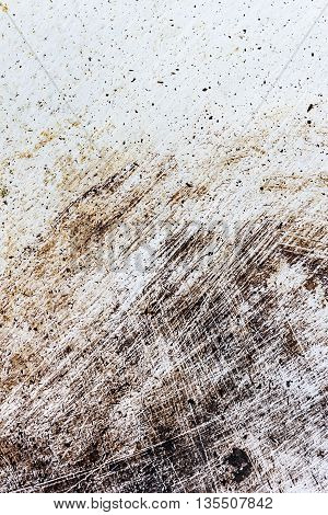Grunge Black And White Distress Texture . Scratch Texture . Dirty Texture .background.