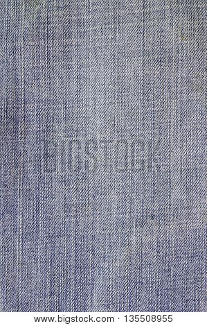 Blue denim jeans texture. blue jean fabric texture