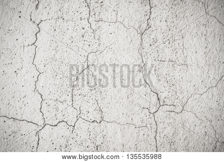 abstract cement crack cement texture for background.