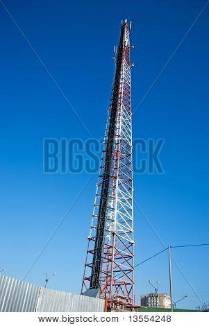 Large Antenna.
