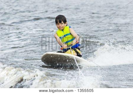 Kneeboard Kid