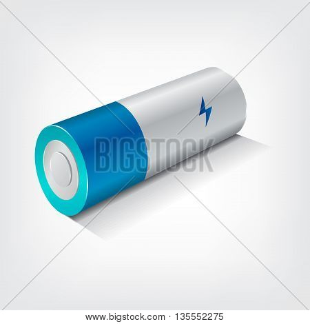 Battery Icon Illustration, Graphic Concept For Your Design.