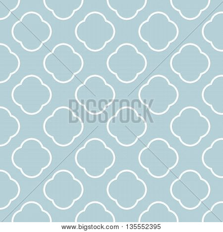 Seamless vector geometric Pattern grey background and texture