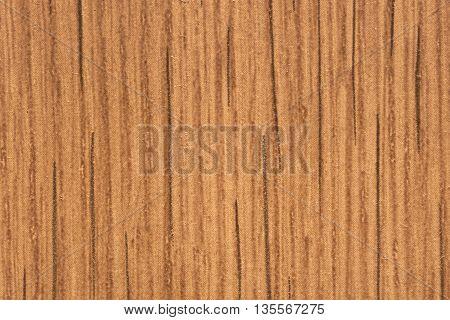 Macro Of A Beige Wood Imitation Surface