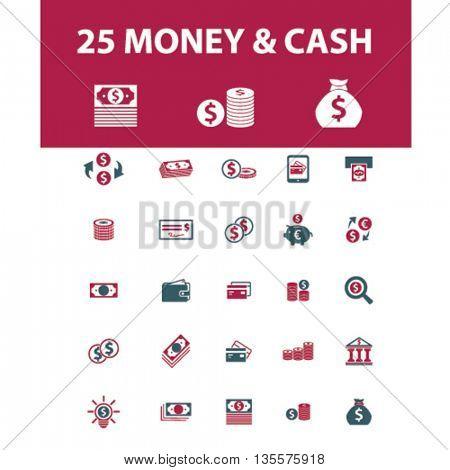 money & cash