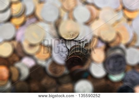 Coins of small face value in ratteen and oxides and after depreciation of national currency are almost necessary to nobody.