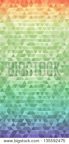 Presentation Design Vertical Banner Flyer Layout Background12
